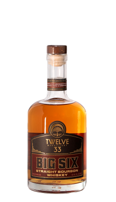 Big Six Bourbon Whiskey